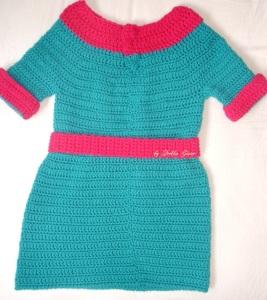 crochet costume Marina Fresh beat Band