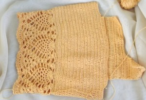kid's crochet tee - by Glaser Crafts