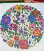glasercrafts-mandala flowers page