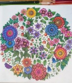 glasercrafts-mandala flowers page